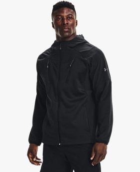 남성 UA RUSH™ 후드 스웨킷