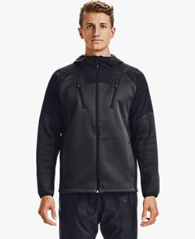 Herenjack UA RECOVER™ Hooded Swacket
