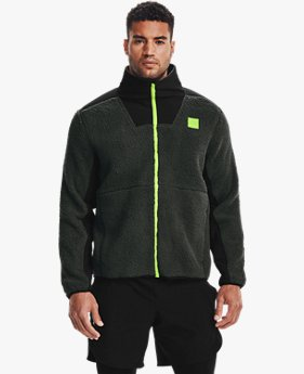 Men's UA Legacy Sherpa Swacket