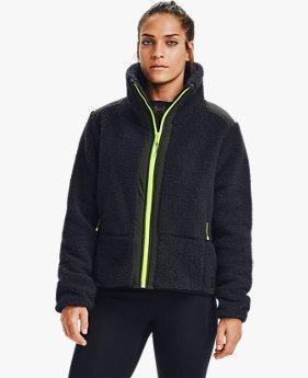 Women's UA Legacy Sherpa Swacket