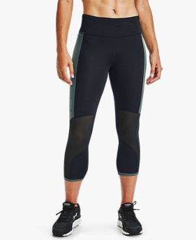 Legging court UA Run Anywhere pour femme