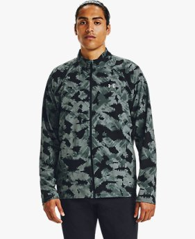 Men's UA Storm Launch 3.0 Printed Jacket