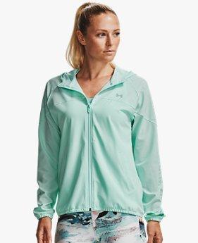 Women's UA Woven Printed Jacket
