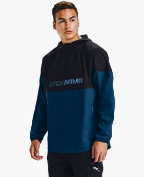 Men's UA Futures Mixed Anorak Jacket
