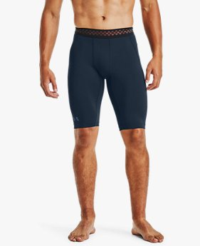 Men's UA RUSH™ HeatGear® 2.0 Long Shorts