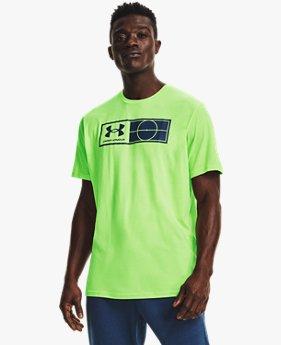 Camiseta UA Tag para hombre