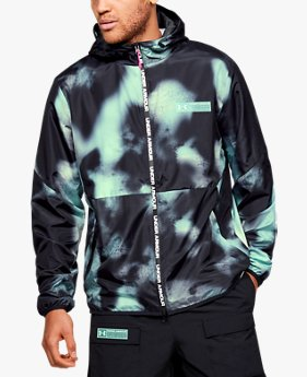 Men's UA RECOVER™ Summit Tie Dye Jacket