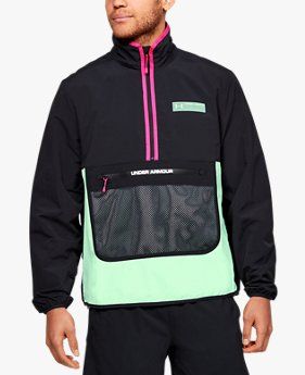 Men's UA Summit Ripstop Anorak Jacket