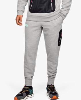 Men's UA Summit Rival Fleece Trousers