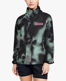 Women's UA Summit Tie Dye Jacket