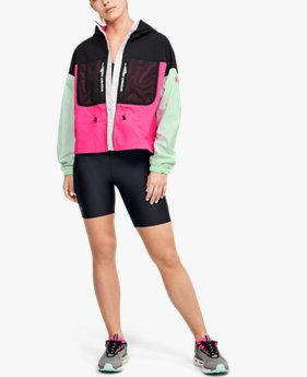Women's UA Summit Ripstop Jacket
