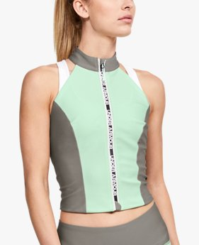 Women's UA Summit Crop Top