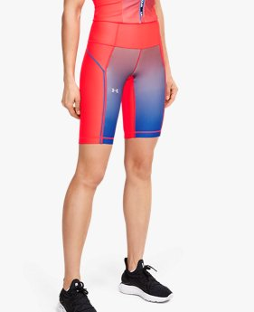 Damen UA Summit Radlerhose