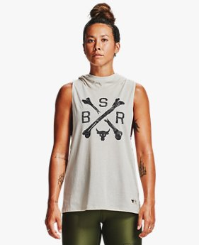 Women's Project Rock Hooded Tank