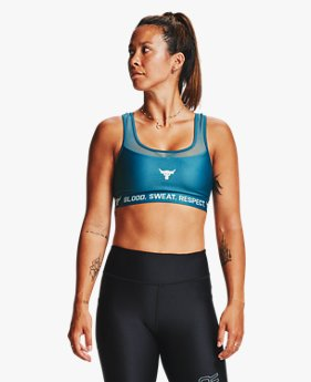 Women's Project Rock Sports Bra