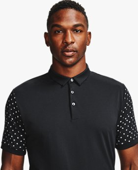 Polo UA Range Unlimited Coast pour homme