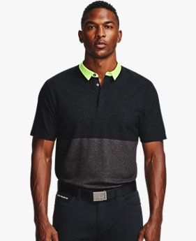Men's UA Range Unlimited Hazard Polo