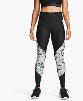 Leggings HeatGear® Armour Alkali para Mujer