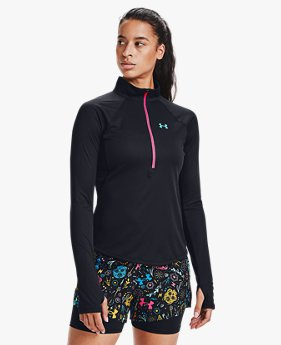 Women's UA Speed Stride Day Of The Dead ½ Zip