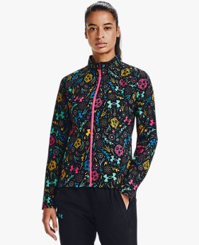 Women's UA Storm Launch 3.0 Day Of The Dead Jacket