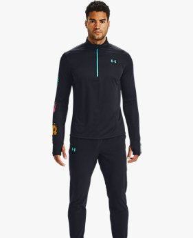 Sudadera UA Speed Stride Day Of The Dead ½ Zip para Hombre
