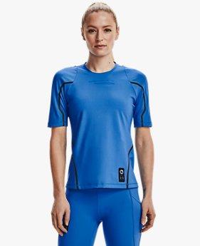 Women's UA + Virgin Galactic RUSH™ Short Sleeve