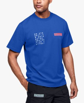 Men's UA Summit Graphic Short Sleeve