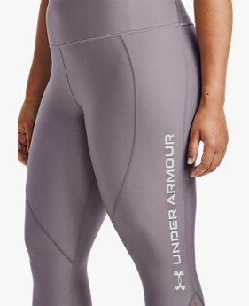 Women's UA HeatGear® Armour Branded Leggings