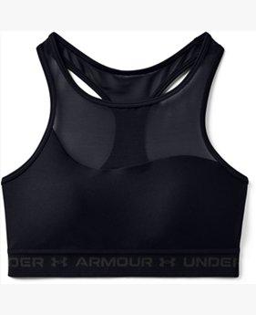 Women's Armour® Mid Crossback M Sports Bra