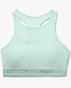 Women's Armour® Mid Crossback M Sports Bra