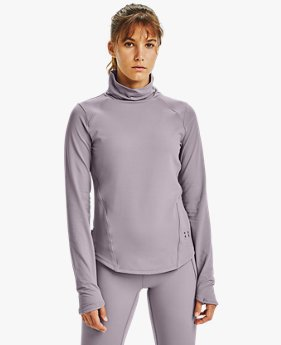 Women's UA Meridian Infuse Long Sleeve