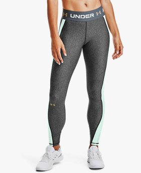 Legging HeatGear® Armour Wordmark Waistband pour femme