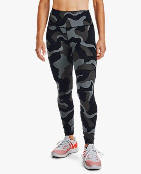 Women's UA RUSH™ HeatGear® Camo Leggings