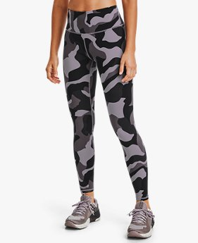 Damen UA RUSH™ Camo Leggings