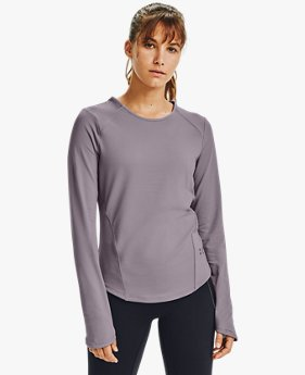Women's UA HydraFuse Crew Long Sleeve