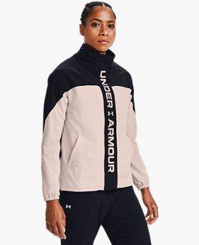 Women's UA RECOVER™ Woven CB Jacket