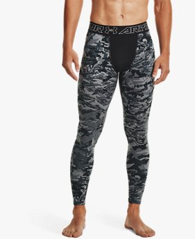 Leggings ColdGear® Armour Printed da uomo