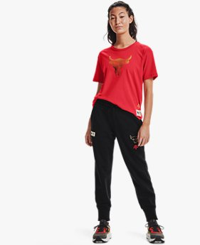 Women's Project Rock CNY Charged Cotton® Fleece Pants