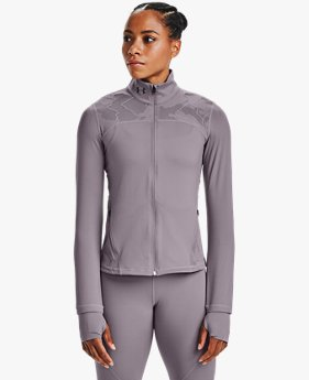 Women's UA RUSH™ Vent Full Zip