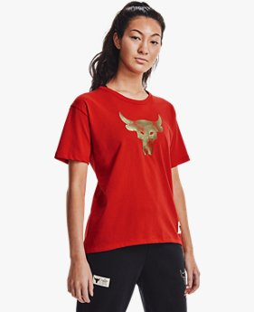 Women's Project Rock CNY Short Sleeve