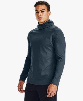 Sudadera con capucha UA RUSH™ ColdGear® 2.0 para hombre