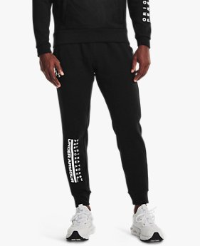 Herenjoggingbroek UA Summit Knit