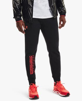 Pantalon de jogging en maille UA Summit pour homme