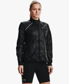 Damen UA Impasse Run 2.0 Jacke