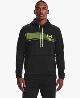 Men's Armour Fleece® Graphic Hoodie
