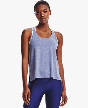 Women's UA Knockout Mesh Back Tank