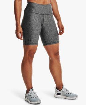 Shorts HeatGear® Armour Bike para Mujer