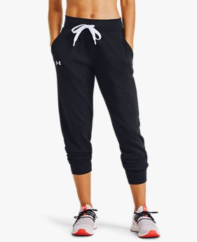 Women's UA Rival Terry Trousers