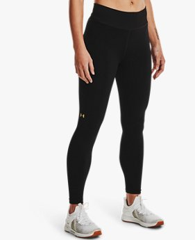 Women's UA RUSH™ Seamless Ankle Leggings