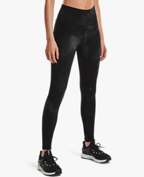 Women's UA Meridian Printed Full-Length Leggings